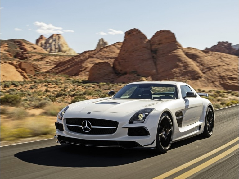 Mercedes – Benz SLS AMG Black Series