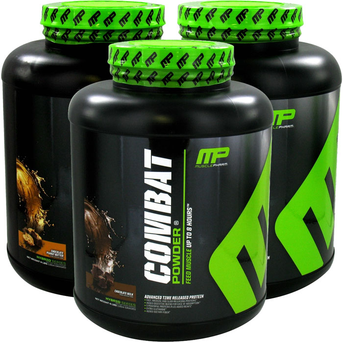MusclePharm - Combat Powder