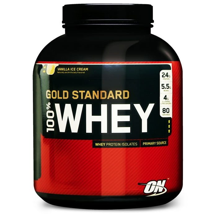 Optimum Nutririon - 100% Whey Gold Standard