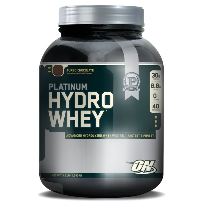 Optimum Nutrition - Platinum HydroWhey