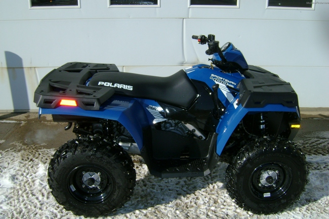 Квадроцикл Polaris Sportsman 400H.O.