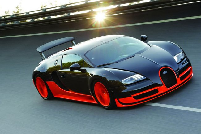 Bugatti Veyron16.4 SuperSport
