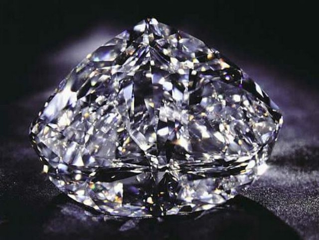 Бриллиант The De Beers Centenary Diamond