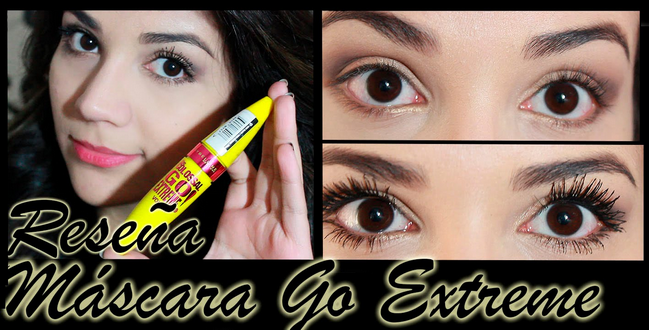MAYBELLINE NY COLOSSAL GO EXTREME