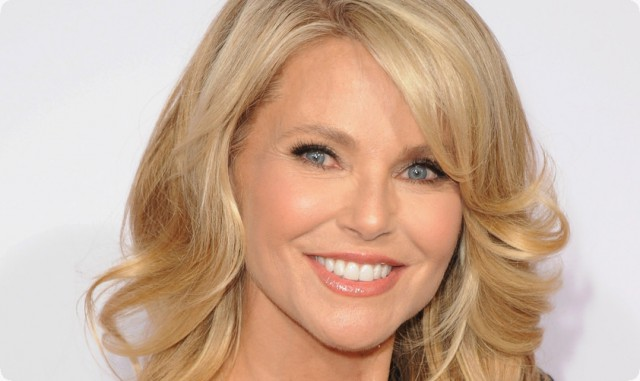 Christie Lee Brinkley 61 год