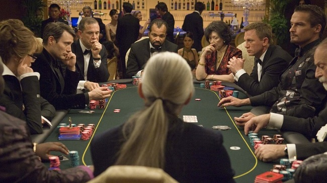 "«Казино «Рояль""/ Casino Royale», 2006"