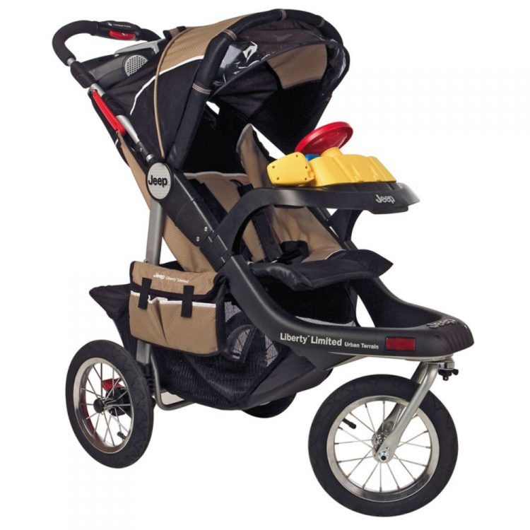 Коляска Jeep Overland Limited Jogging Stroller