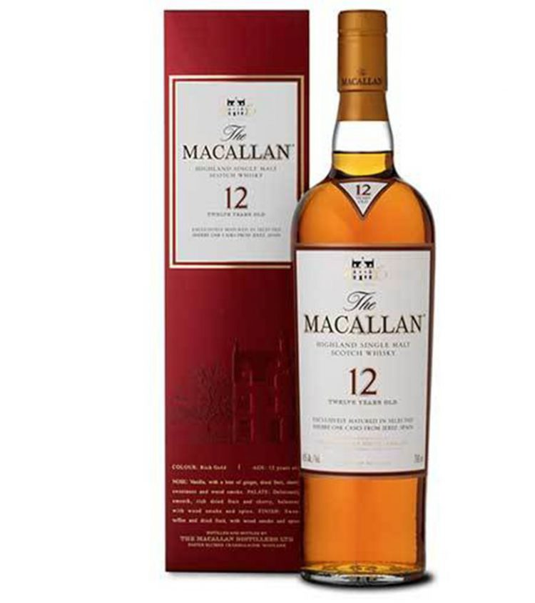 """64 Years Old Macallan Single Malt"""