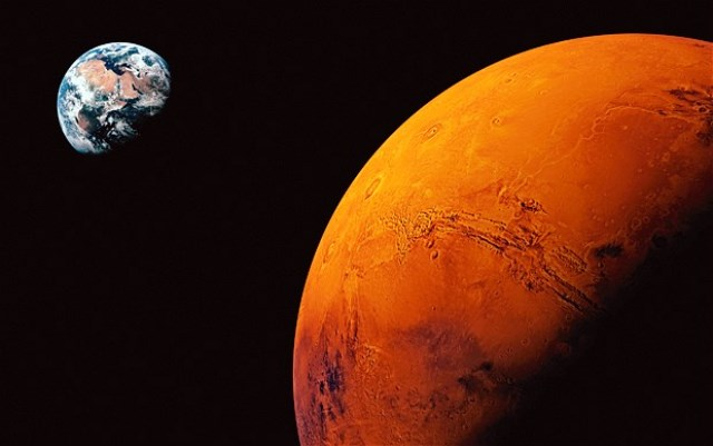 What is Mars Made Of  Composition of Planet Mars  Spacecom