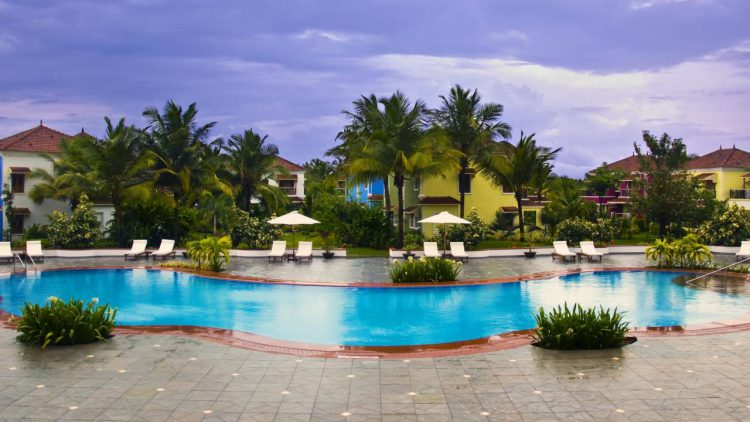 Отель Radisson Blu Resort Goa Cavelossim Beach 5*