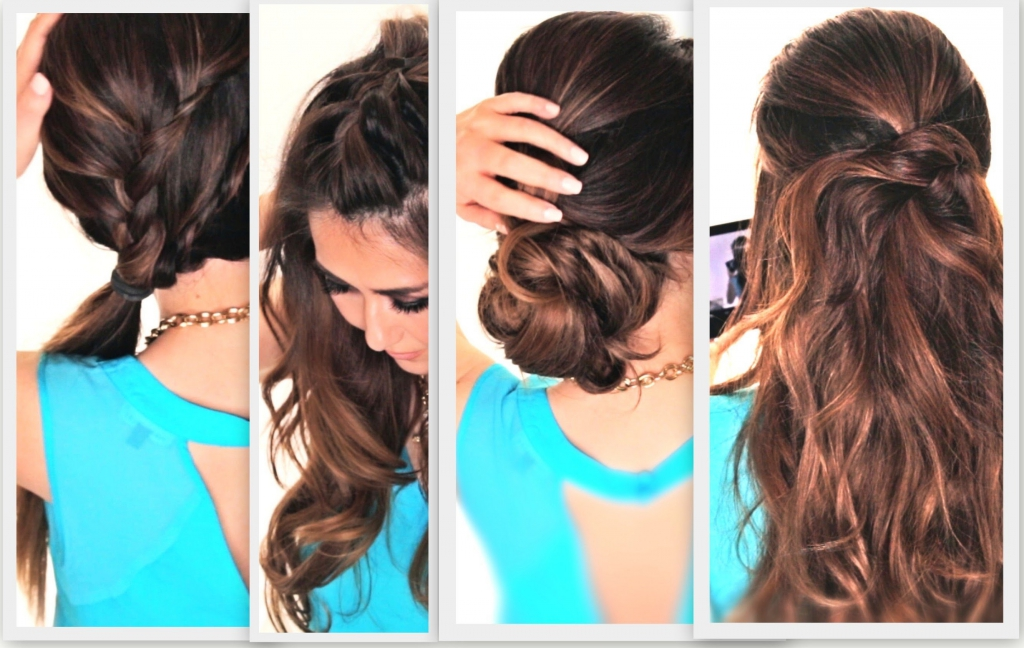 Best 25+ Fun hairstyles ideas on Pinterest Holiday hairstyles.