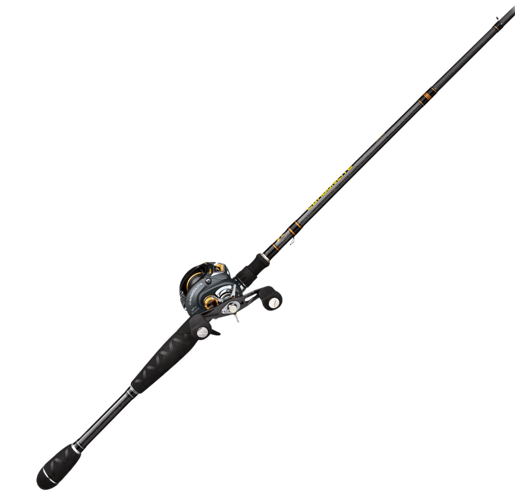 Shops Johnny Morris CarbonLite Casting Rod