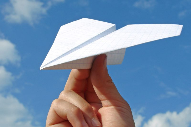 paper airplanes Have you ever made a paper airplane did you learn how to make it from a book or maybe it was from the kid you shared a desk with in the third grade we tested a few designs, and one of them really stood out as a winner (i'll share it below) you'll have to test some, too, and see which one.
