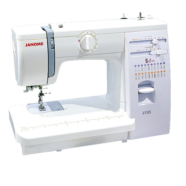 Janome 419S / 5519