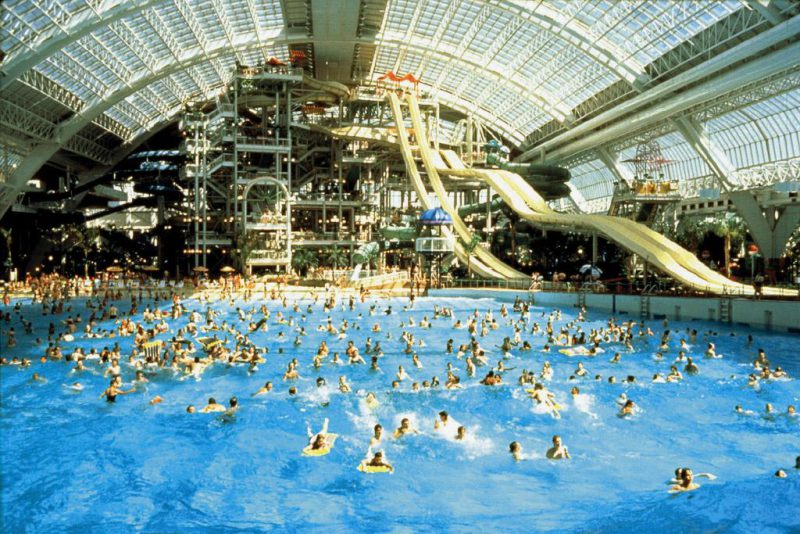 Аквапарк World Water Park