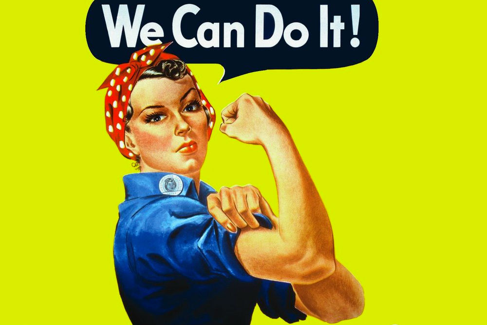 feminism When the term feminism first entered english toward the mid-19th century, it meant feminine qualities or character, a sense no longer in use (its companion term, feminist, also entered the language around that time, but it is not certain whether it was then used to mean anything other than feminine or womanly.