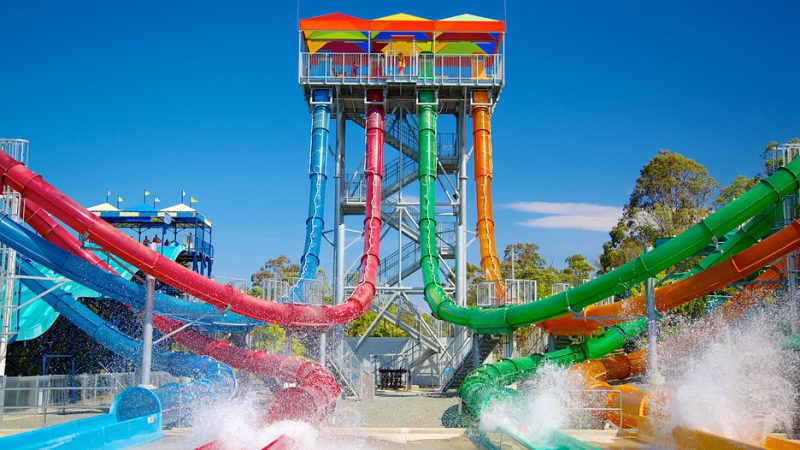 Аквапарк Wet n'Wild Water World