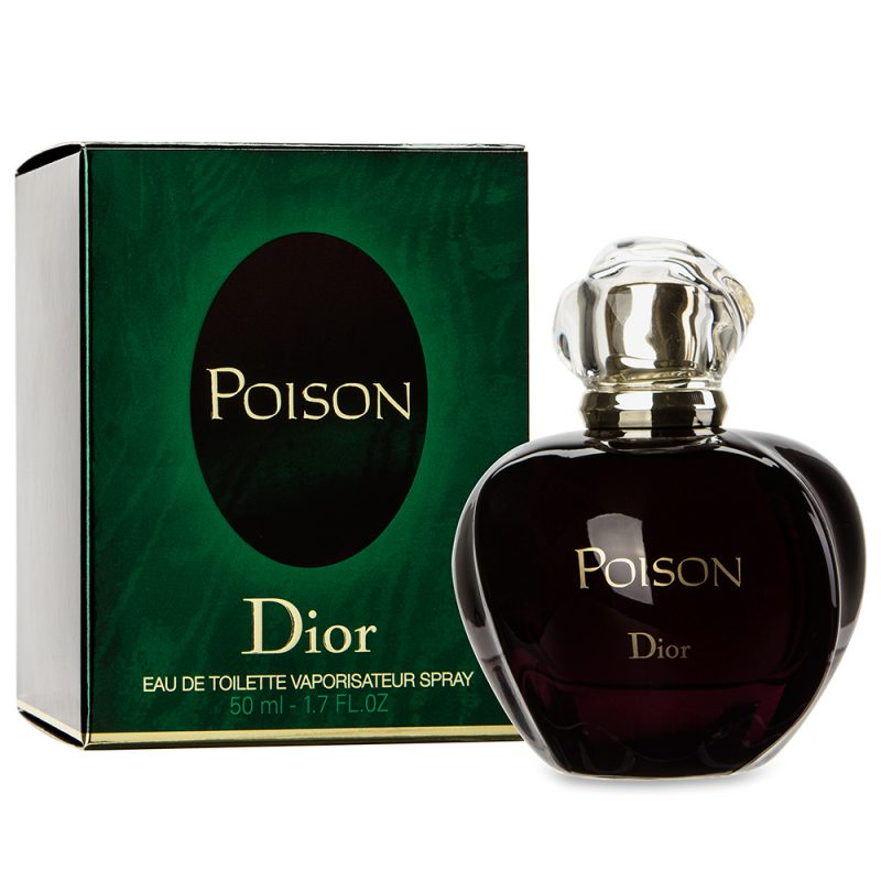 Poison от Christian Dior