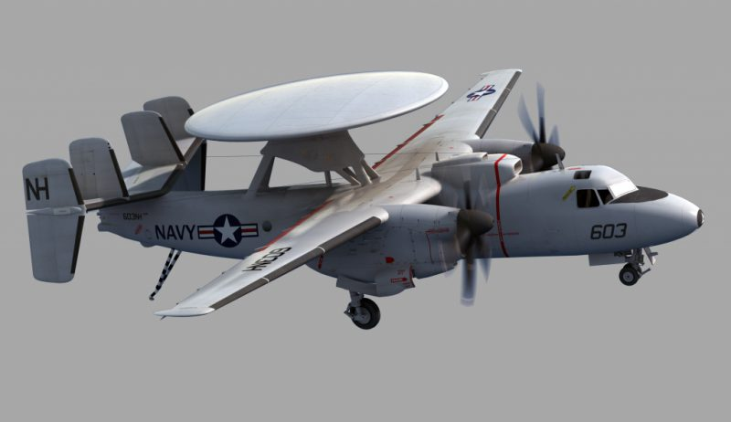 Е-2D Advanced Hawkeye