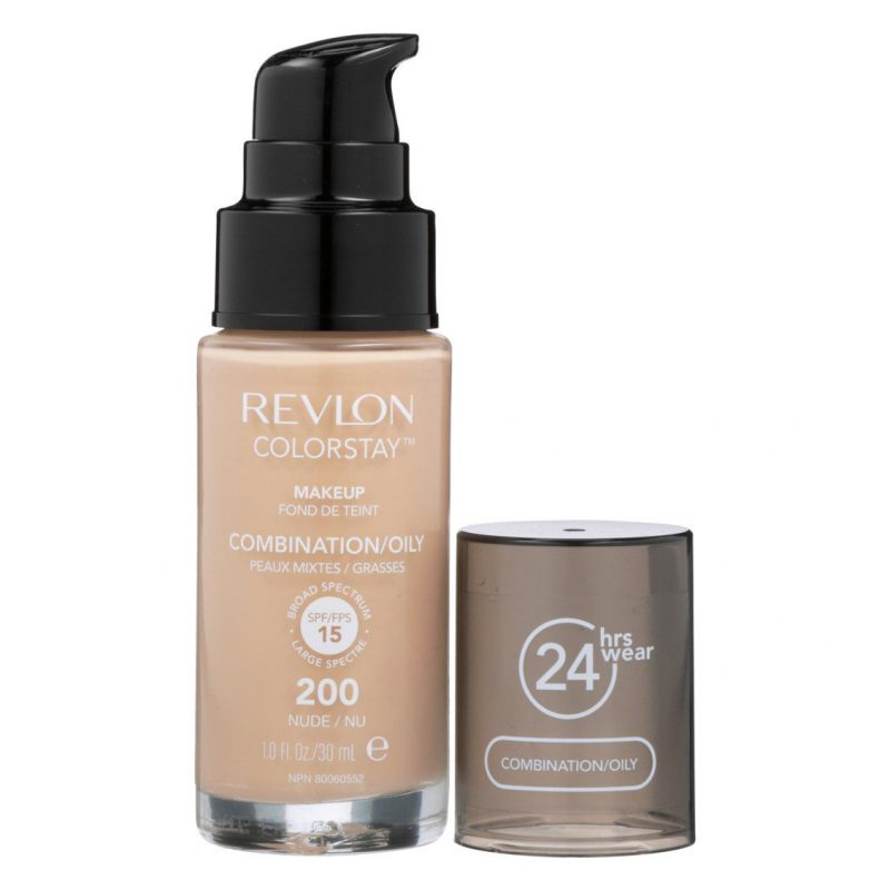 Revlon Colorstay Makeup Combination/Oily Skin