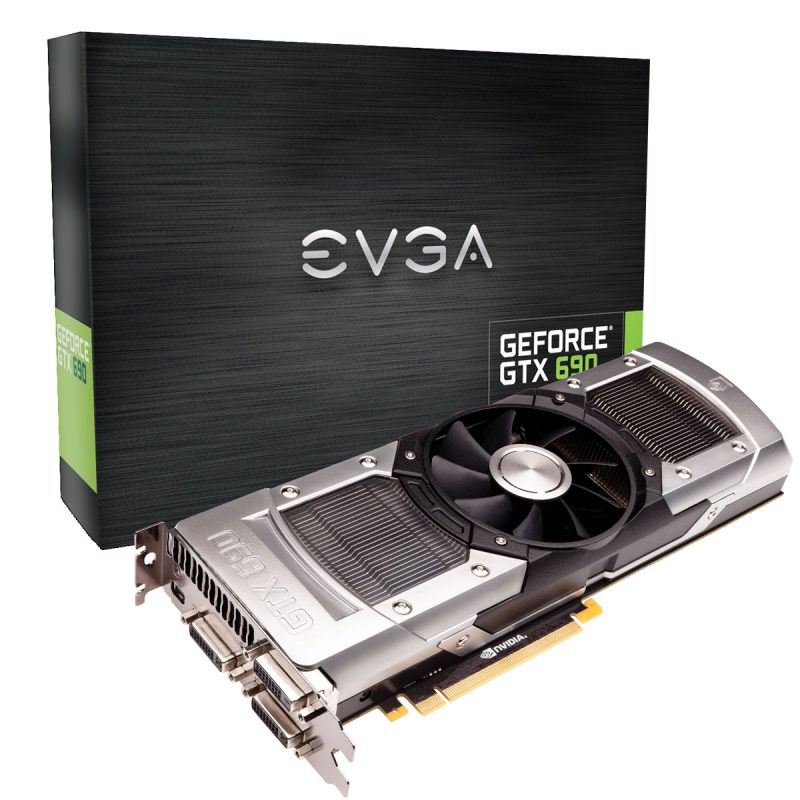 EVGA GeForce GTX690