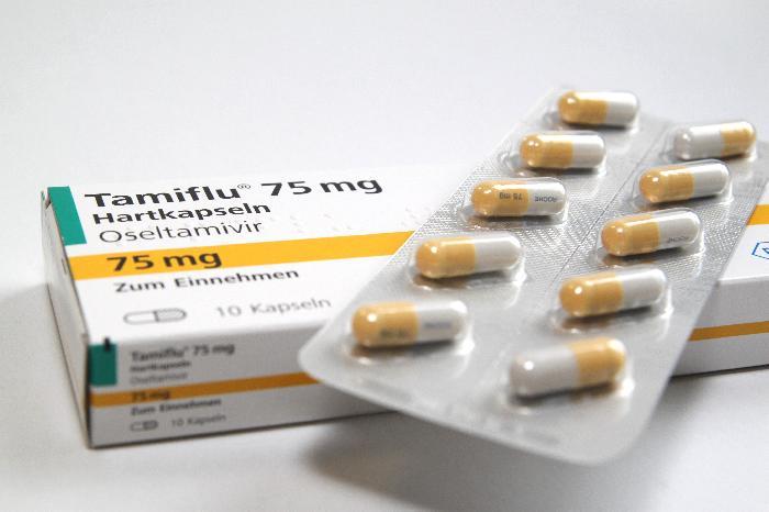 Озельтамивир – лекарство нового поколения