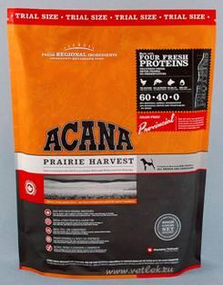 Acana Prairie Harvest