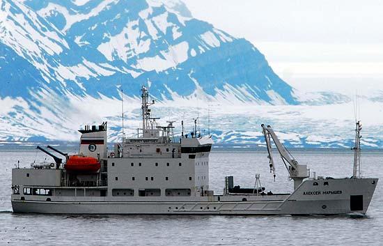 Почему айсберги не тонут в соленой воде
