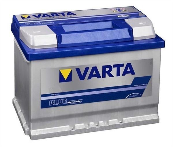 VARTA BLUE dynamic