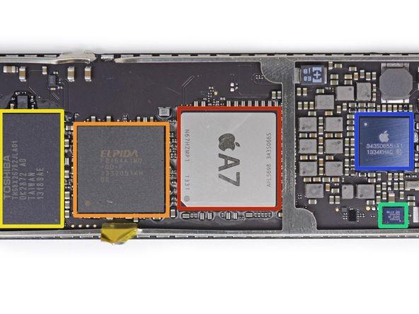 Apple A7 APL5698