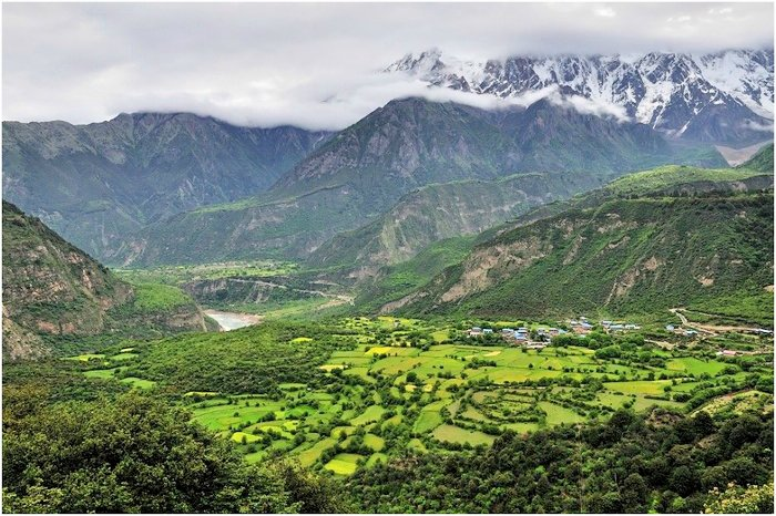 Долина Цангпо