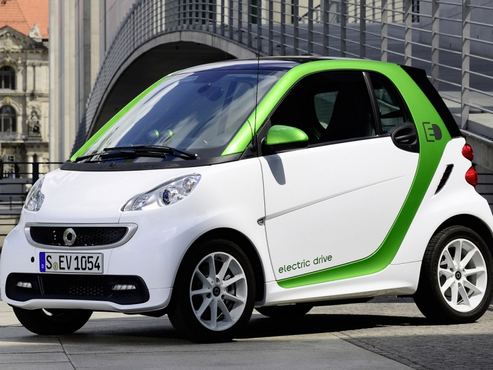 Smart Electric Drive III