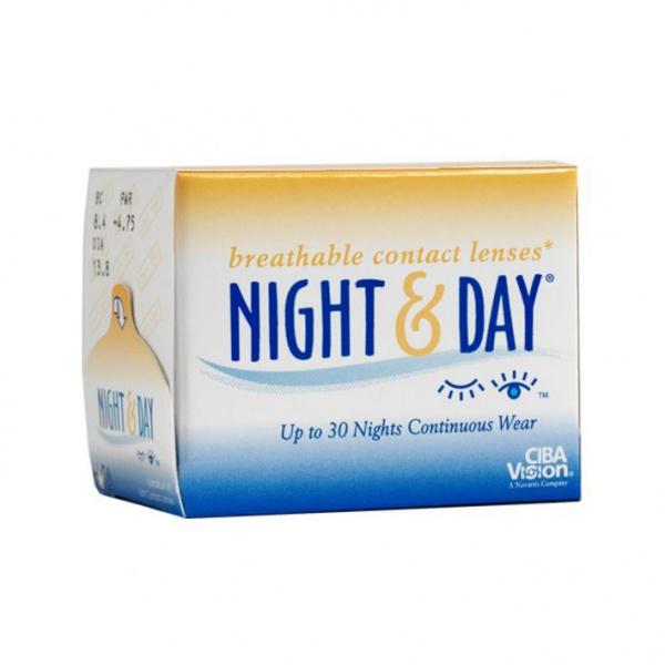 Focus AirOptix Night & Day Aqua