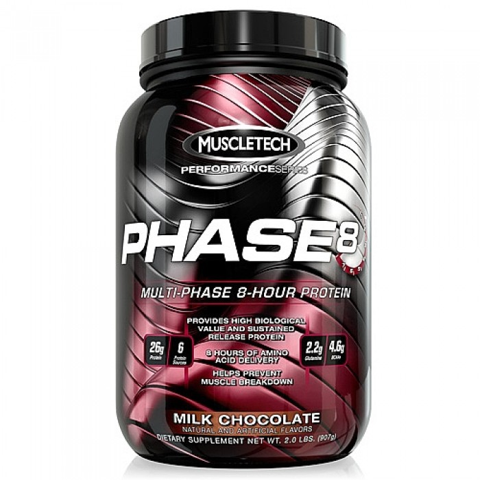MuscleTech - Phase8