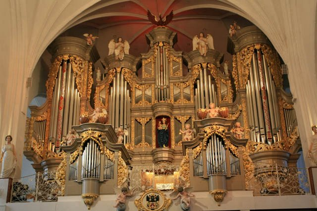 Орган Калининградского Кафедрального собора
