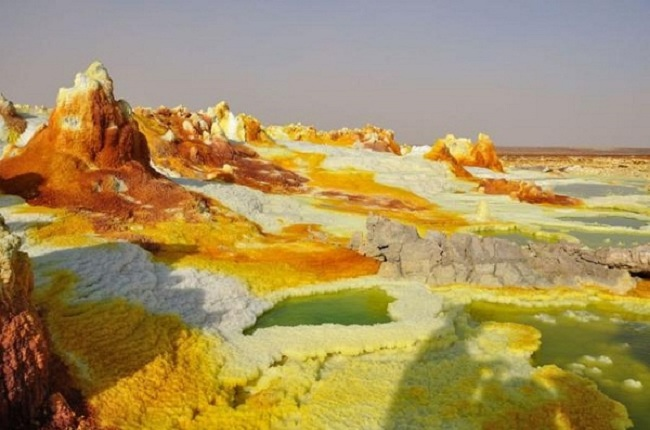 Аустыня Данакиль