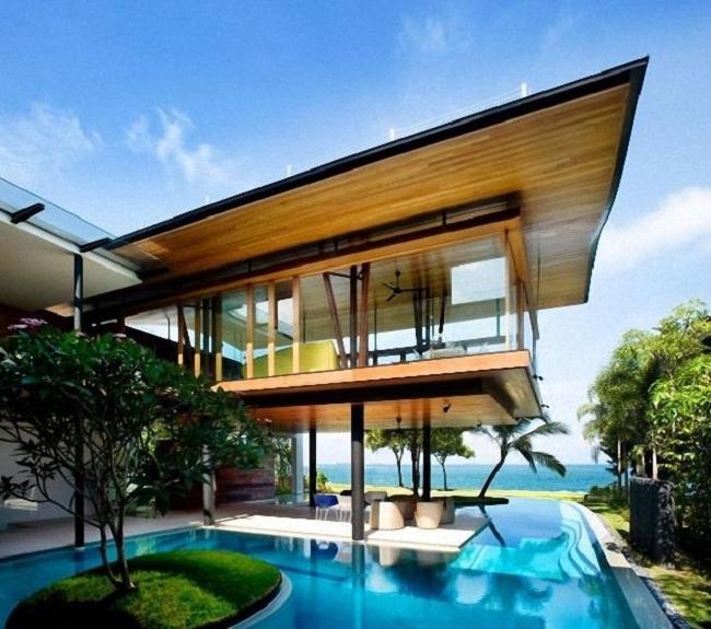 Вилла Fish House