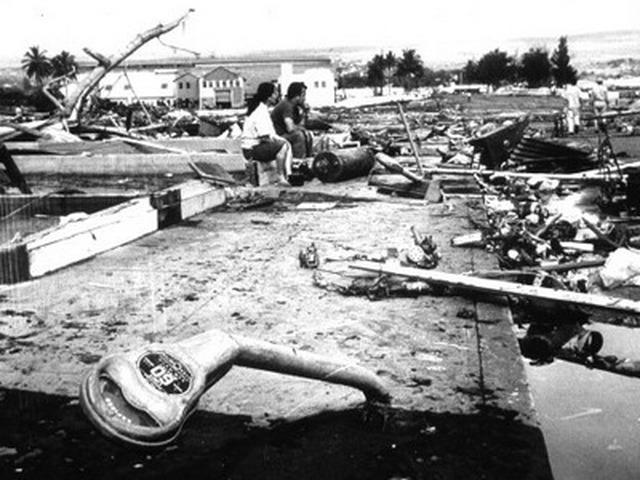 Землетрясение в Чили, 1960