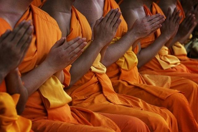 Последователи буддизма
