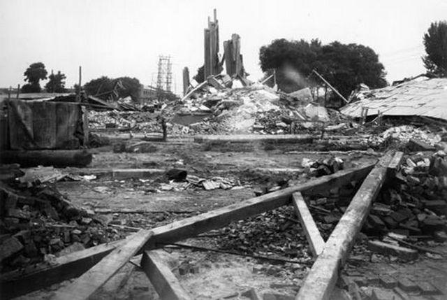 Землетрясение в Таншане, 1976