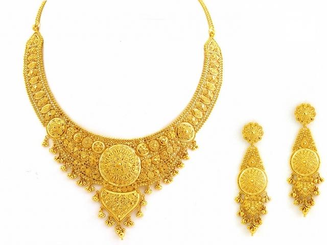 Элитные золотые украшения