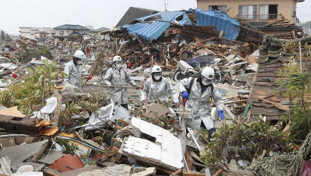 Землетрясение в Японии, 2011