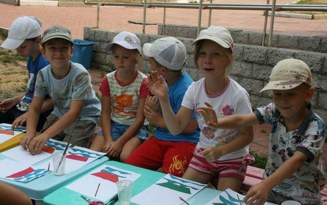 Лагерь Baby Camp