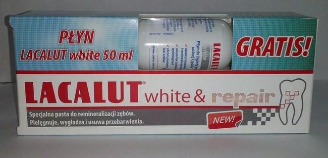 Зубная паста Lakalut White&Repair