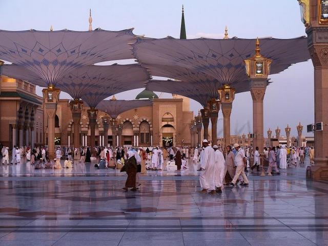 Церковь Пророка Мухаммада в Медине