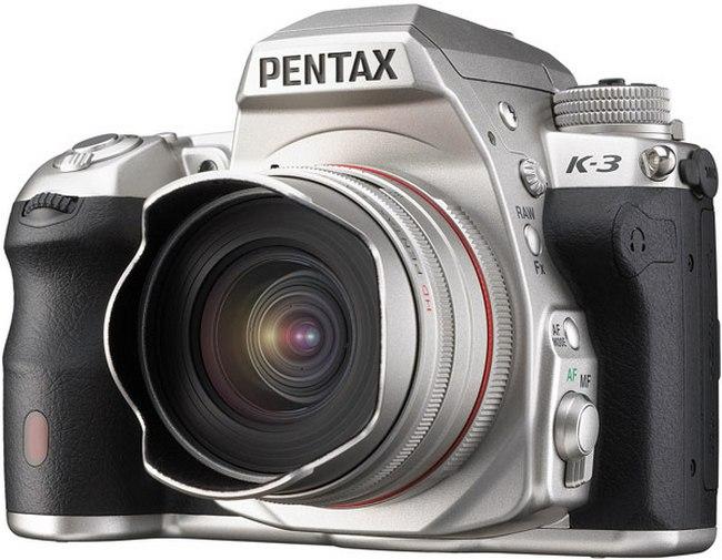 Зеркальный фотоаппарат Pentax K-3