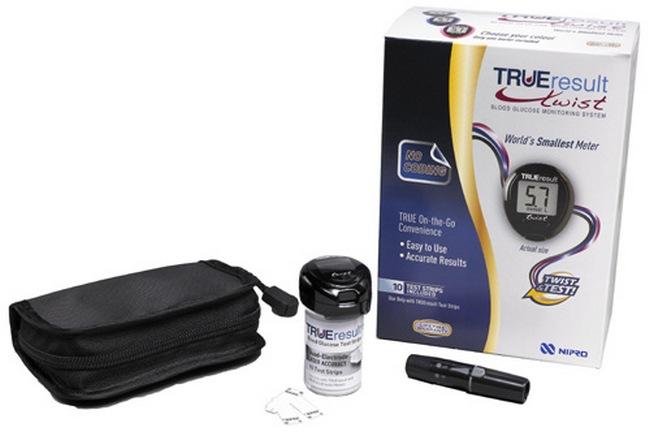 Глюкометр Trueresult Twist