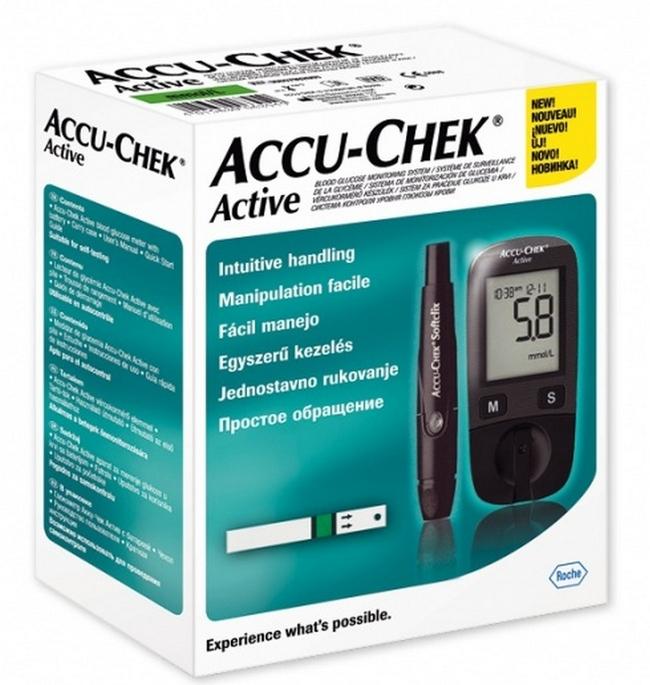 Глюкометр Accu-Chek Aktiv