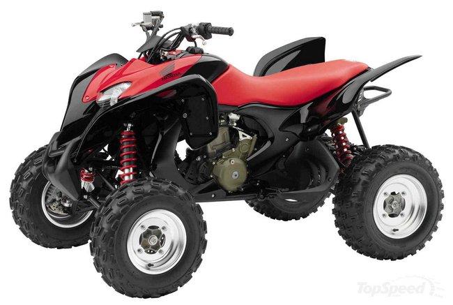 Квадроцикл Honda TRX700 XX