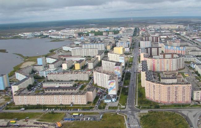 Надым (Ямало-Ненецкий автономный округ)
